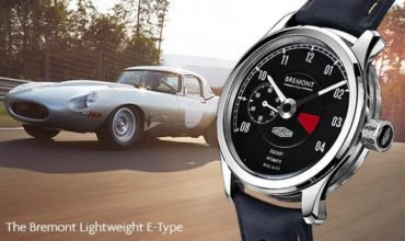 Buy a Jaguar and Get a Bremont Watch to Match