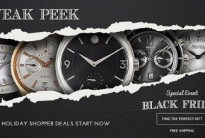 Where to Find Black Friday Watch Deals