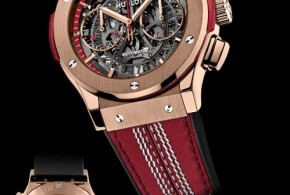 Hublot Introduces Classic Fusion Chrono Cricket Watch