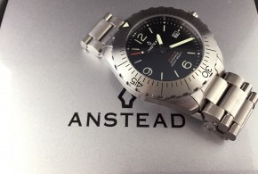 Anstead Oceanis Watch Review