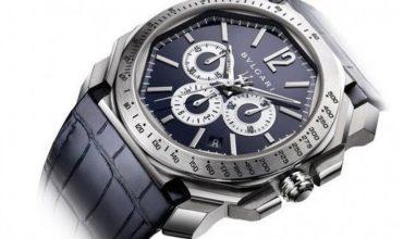 Maserati Partners with Bulgari for Luxury Watch