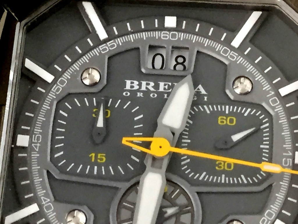 Brera Orologi SuperSportivo Square