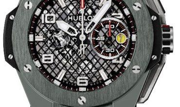 hublot Big Bang Ferrari