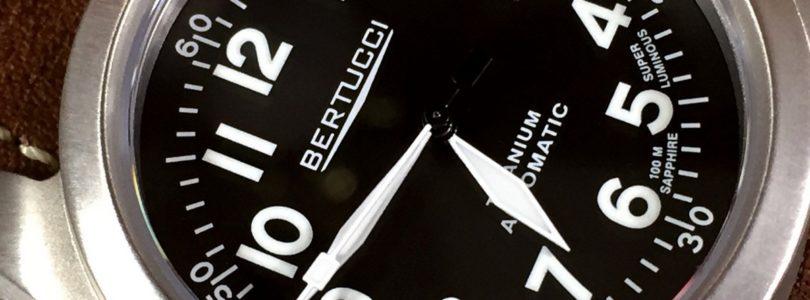 Bertucci A3-T Navigator Ti-Matic