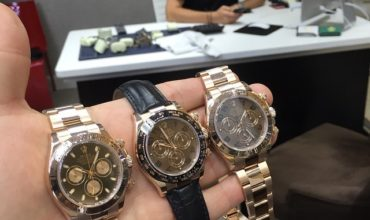 Swiss Brands Get Set to Compete with Apple Watch