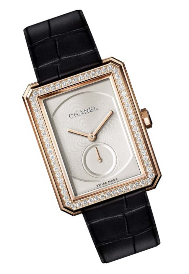 What do you buy for a lady who keeps borrowing your chanel watch