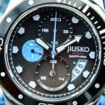 Jiusko Deep Sea Quartz Chronograph