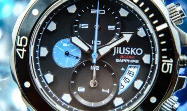 Jiusko Deep Sea Quartz Chronograph