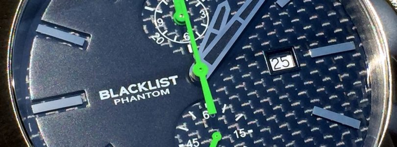 Blacklist Phantom P2.1 Watch Review