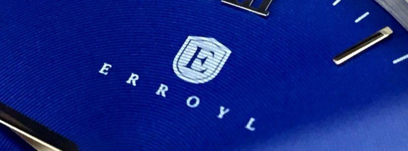 Erroyl Heritage Royal 300 Watch Review