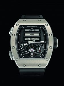 Richard Mille Gets Sexy with the RM69 Erotic Tourbillon