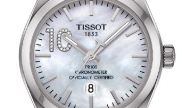 Tissot Unveils Danica Patrick Limited Edition