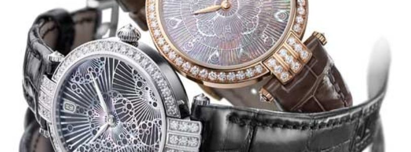 Harry Winston Introduces Lace 31mm Models