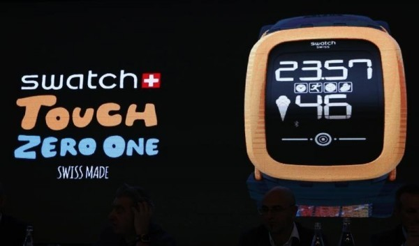 183572adf14 Swatch to Debut Touch Zero Two in Rio - WatchReport.com