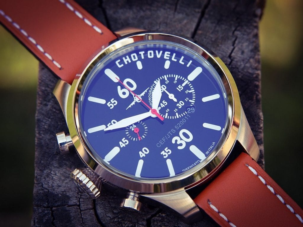 Chotovelli_&_Figli_Pilot_Aviator_Watch_review