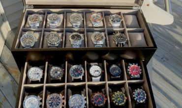 Swiss Watch Exports Fall