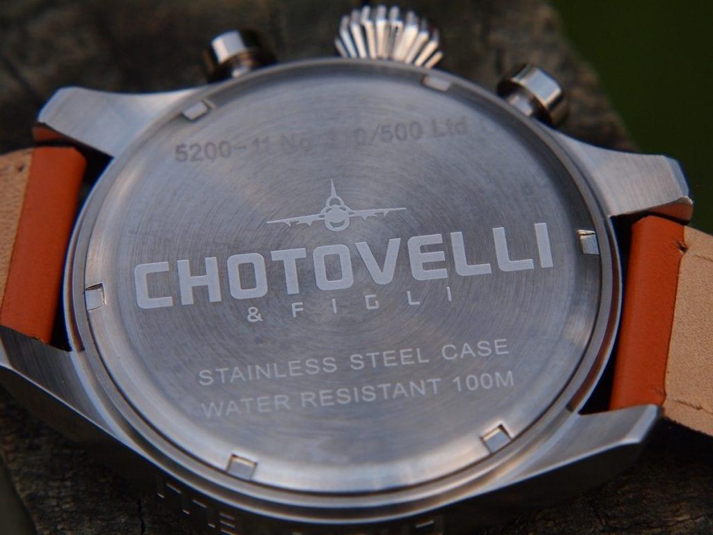 Chotovelli_&_Figli_Pilot_Aviator_Watch_review