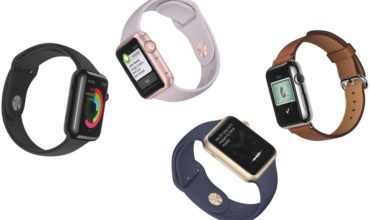 More New Apple Watch Models Unveiled