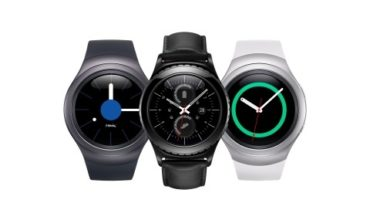 Samsung Gear S2 Smartwatches in Stores Friday