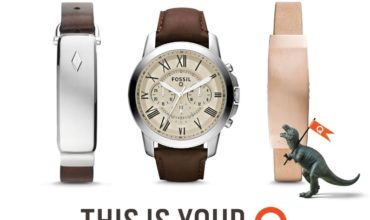 Fossil Launches Q Line of Connected Watches