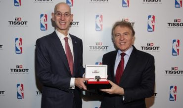 Tissot Unveils New Line of NBA Watches