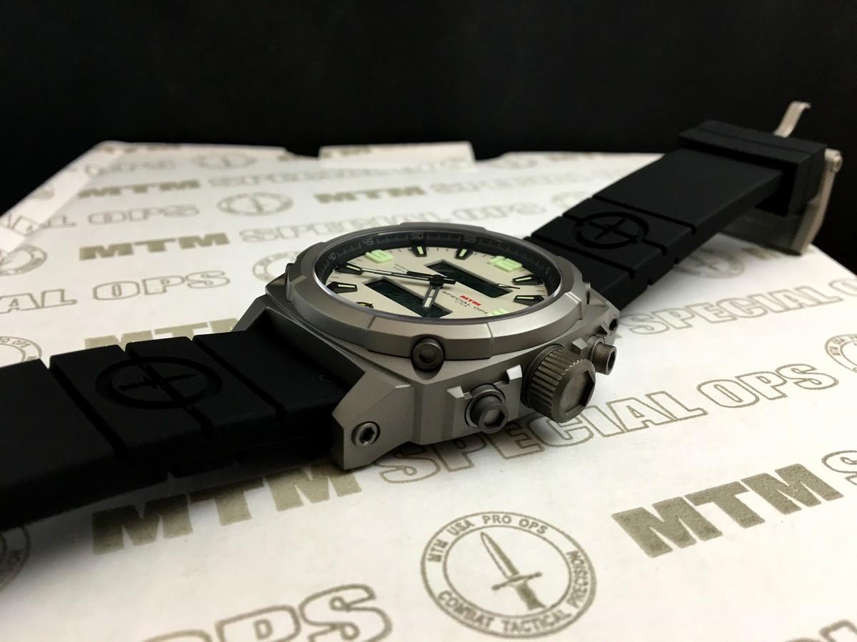 Mtm Special Ops Air Stryk Ii Watch Review Watchreport Com