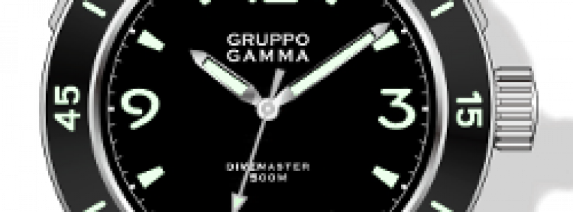 Gruppo Gamma Divemaster Giveaway
