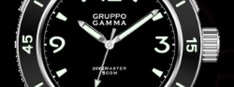 Gruppo Gamma Divemaster Giveaway