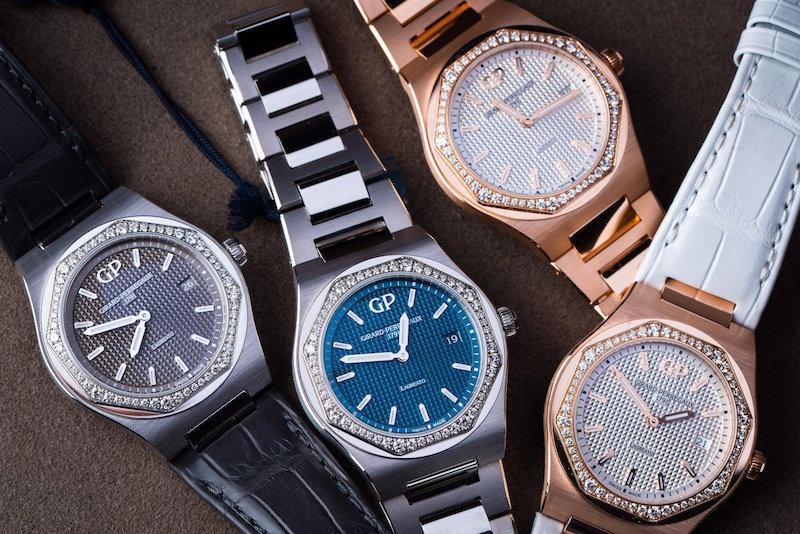 Girard-Perregaux 2017 collection watchReport