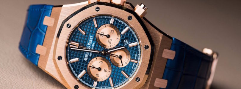 Audemars Piguet celebrates 20 Years of Its Royal Oak Chronograph