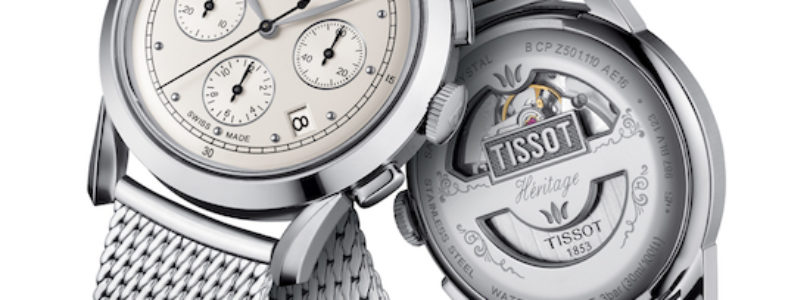 Tissot Heritage 1948 Chronograph Unveiled at the Baselworld 2017