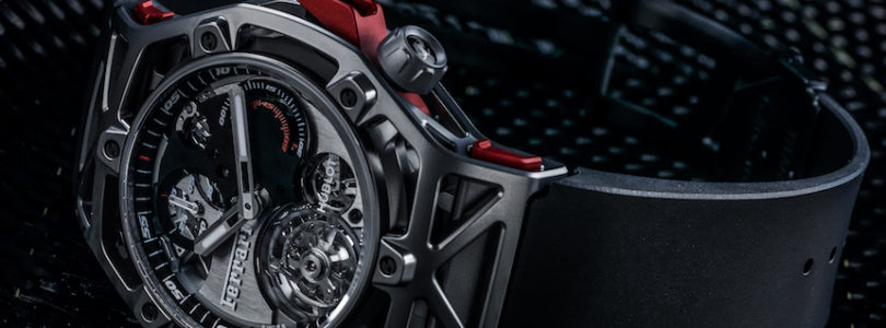 Introducing the Hublot Techframe Ferrari Tourbillon Chronograph Watch
