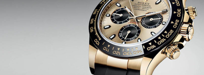 Rolex Daytona Announced In Gold & Ceramic Options with Oysterflex Bracelet