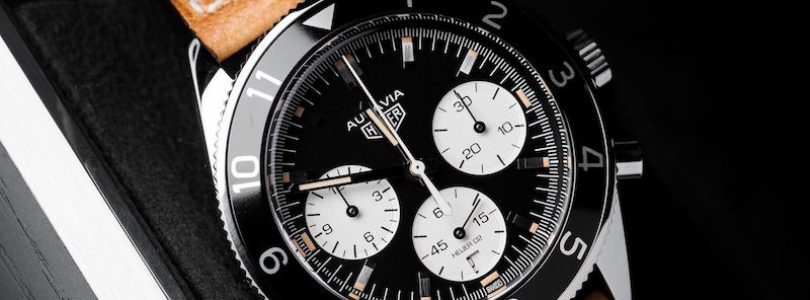 Tag-Heuer Autavia makes a Comeback at the Baselworld 2017