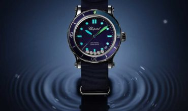 Chopard Unveils Its Four New Watches Under the Happy Ocean Collection