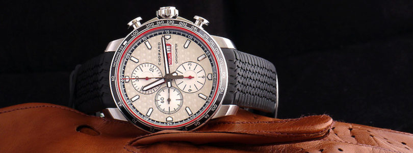 Introducing the New Chopard Mille Miglia 2017 Race Edition