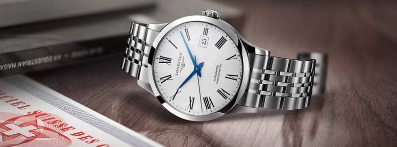 Longines New 'Record' Collection Announced at its 185th Anniversary