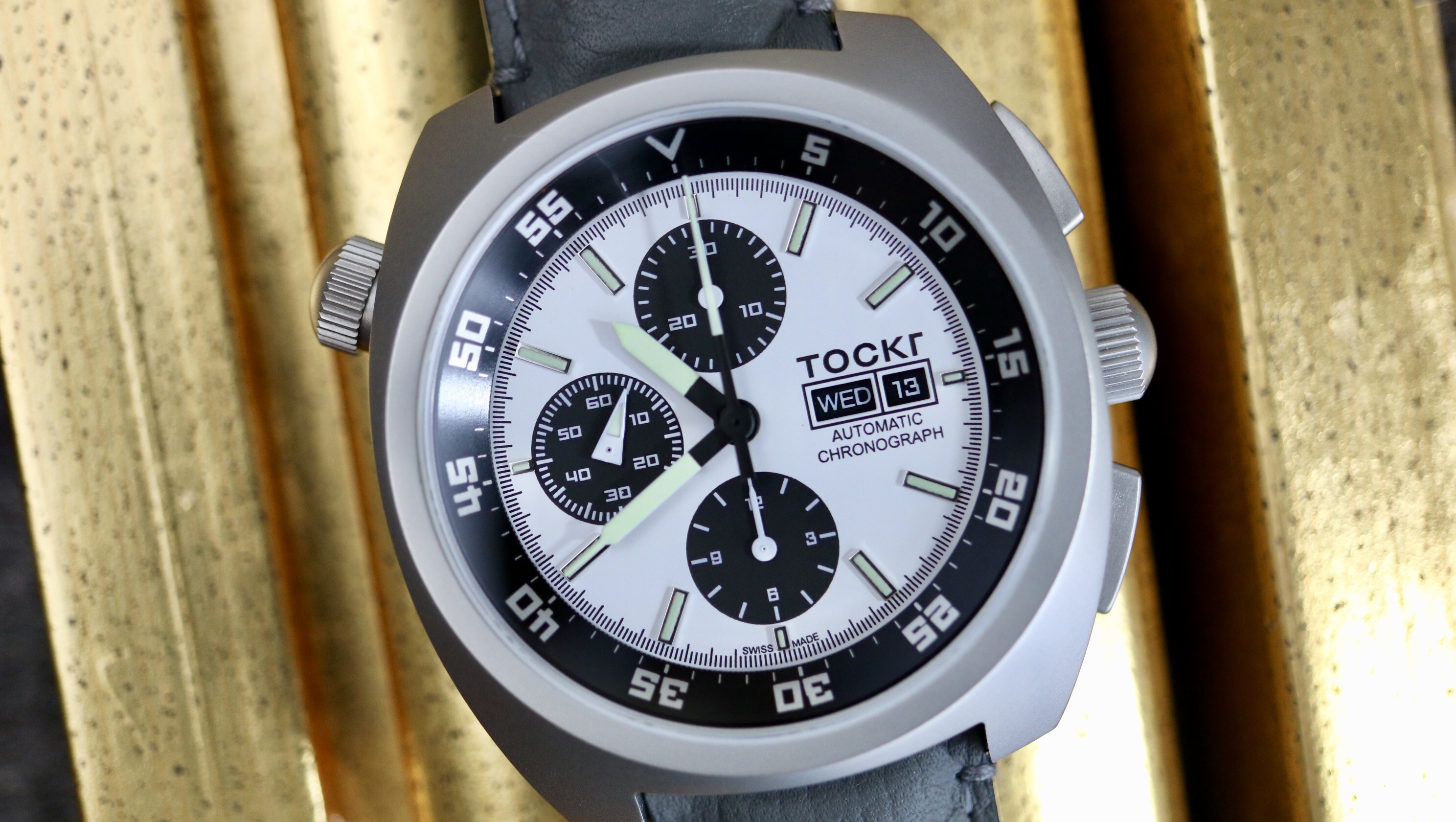 Tockr Panda Air Defender Limited Edition