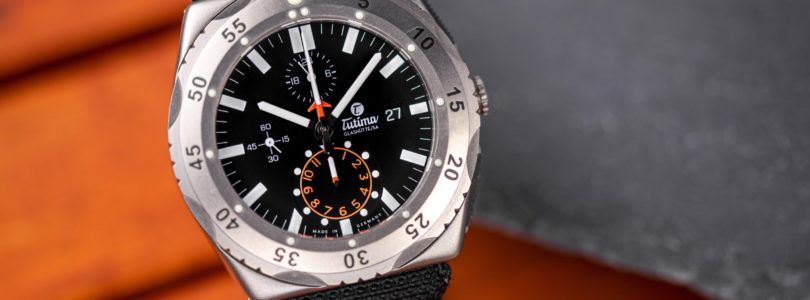 Tutima M2 Pioneer Chronograph Hands-On Review